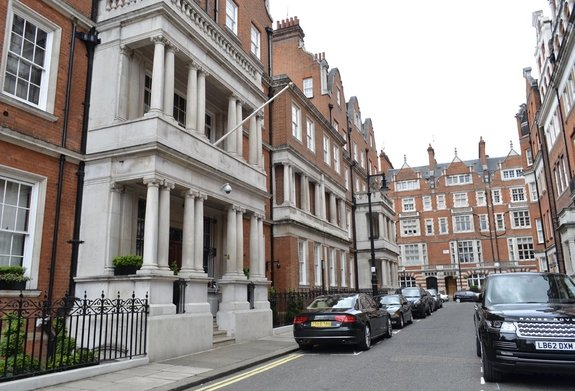 Balfour Place, Park Lane, Mayfair, London, W1K
