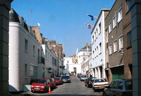 Belgrave Mews West, Belgravia, London, SW1X