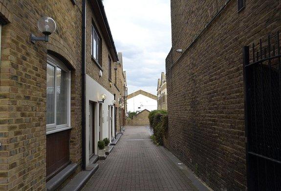 Blythe Mews, Blythe Road, Shepherds Bush, London, W14