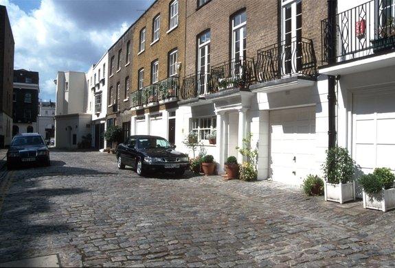 Boscobel Place, Belgravia, London, SW1W