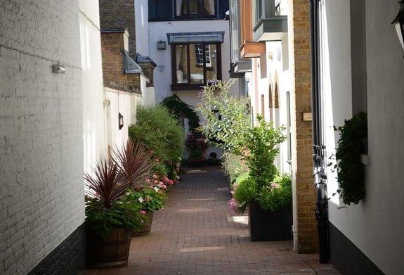 Bowland Yard, Knightsbridge, London, SW1X