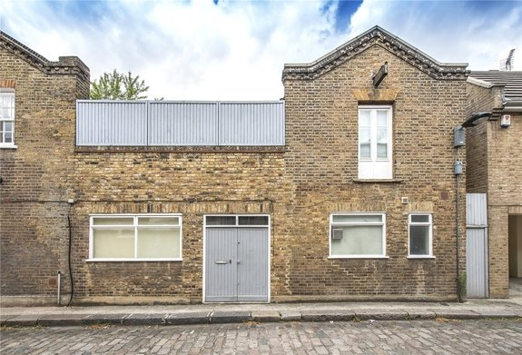 Camden Mews, London, NW1