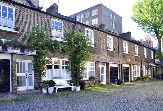 Caroline Place Mews, Bayswater, London, W2