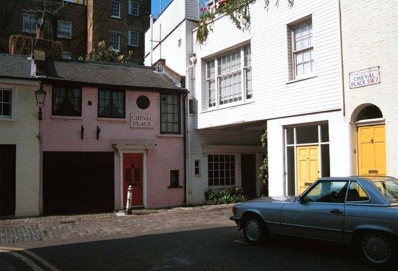 Cheval Place, South Kensington, London, SW7