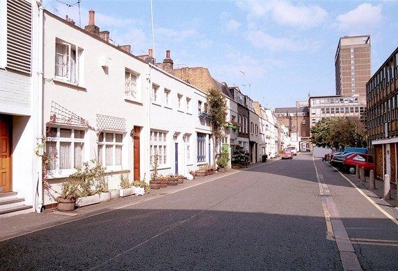 Chilworth Mews, Paddington, Westminster, London, W2