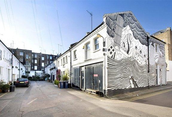 Codrington Mews, Notting Hill, London, W11