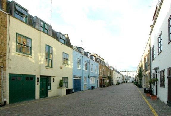 Coleherne Mews, South Kensington, London, SW10