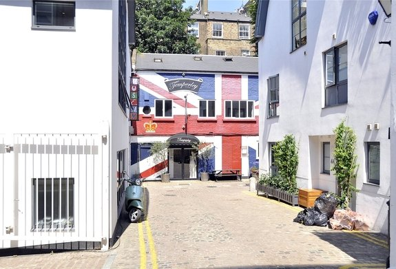 Colville Mews, Notting Hill, London, W11