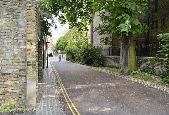 Cottage Place, Chelsea, London, SW3