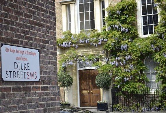 Dilke Street, Chelsea, London, SW3