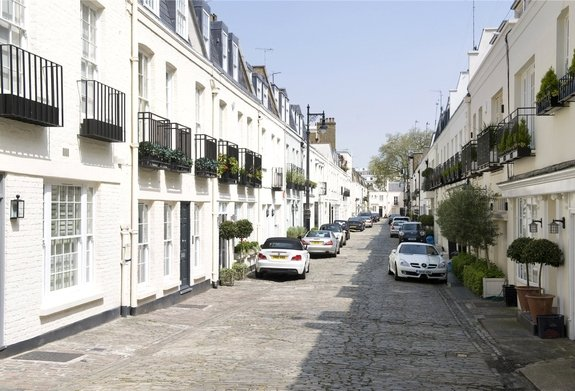 Eaton Mews North, Belgravia, London, SW1W