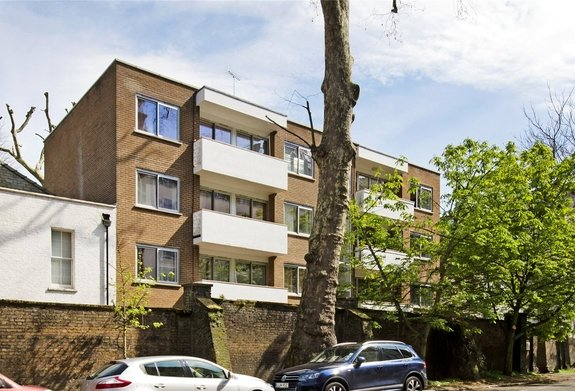 Joanne House, Queensborough Mews, Bayswater, London, W2