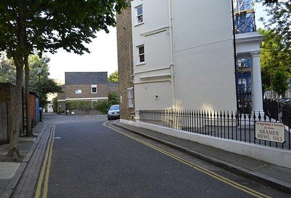 Kramer Mews, Earl's Court, London, SW5