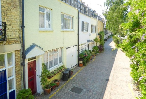 Kynance Mews, South Kensington, London, SW7