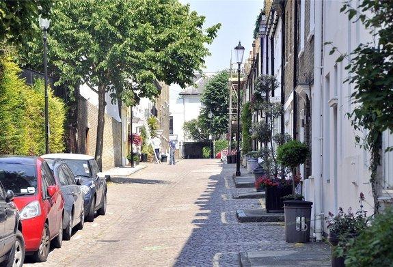 Ladbroke Walk, Holland Park, Notting Hill, W11