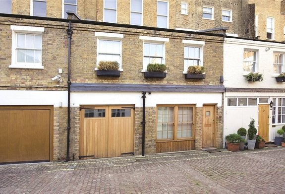 Lancaster Mews, Lancaster Gate, London, W2