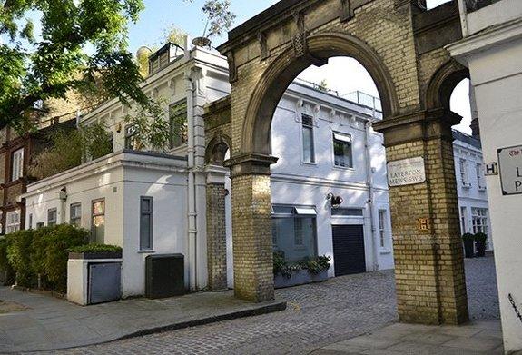 Laverton Mews, South Kensington, London, SW5