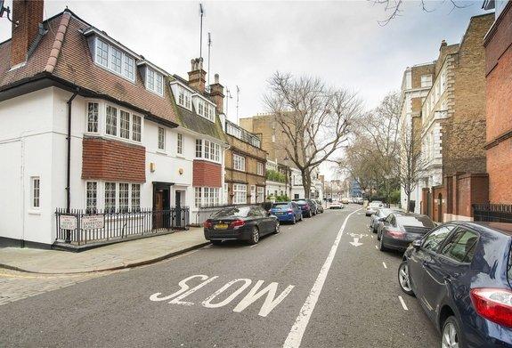 Laverton Place, South Kensington, London, SW5