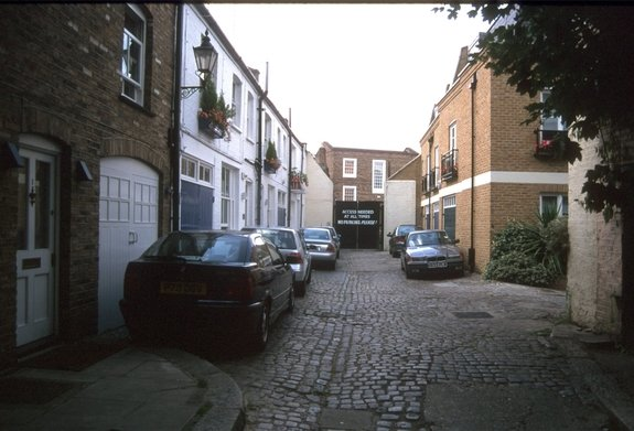 Ledbury Mews West, Notting Hill, London, W11