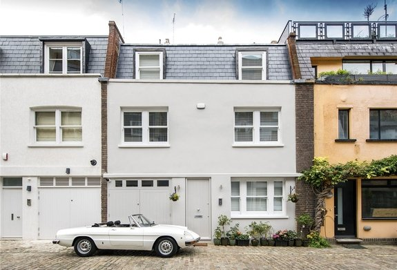 Leinster Mews, Bayswater, London, W2