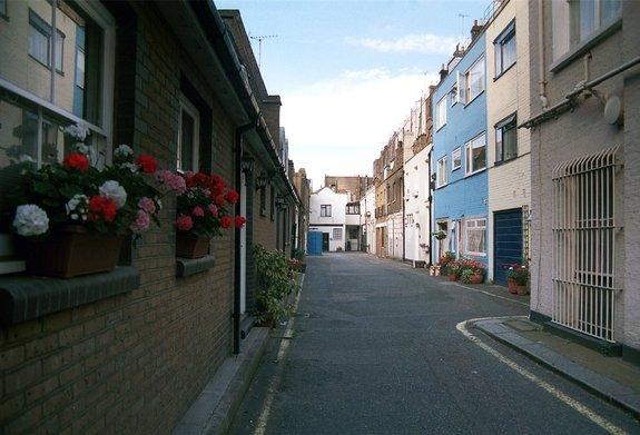 London Mews, Paddington, Bayswater, London, W2