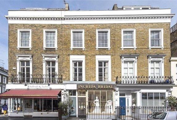 Moreton Street, London, SW1V