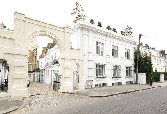 Morton Mews, Earls Court, London, SW5