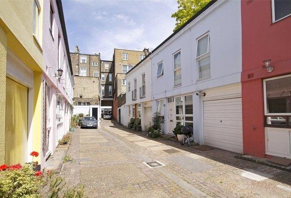 Old Manor Yard, Earls Court, London, SW5