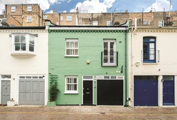 Petersham Mews, South Kensington, London, SW7