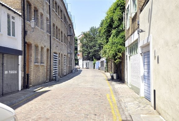 Powis Mews, Notting Hill, London, W11