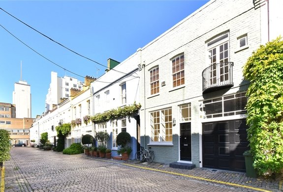 House for sale in Princes Gate Mews, London