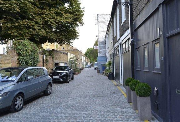 Russell Gardens Mews, Kensington Olympia, London, W14
