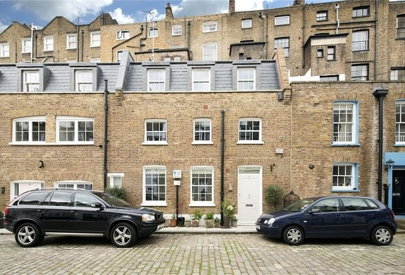 Upbrook Mews, Bayswater, London, W2