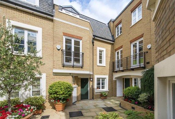 Vantage Place, Kensington, London, W8