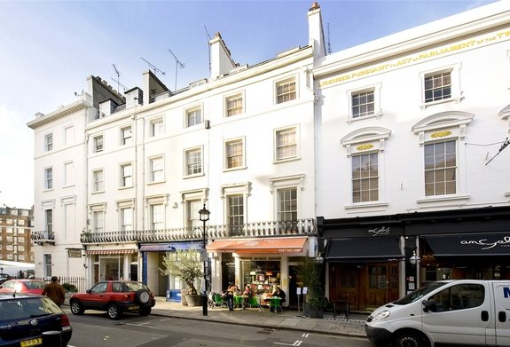 Bathurst Street, Hyde Park Estate, London, W2