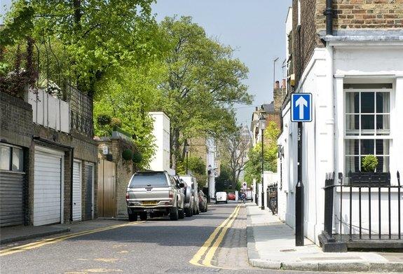 Bury Walk, Chelsea, London, SW3
