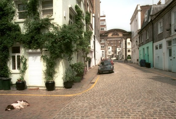 Elvaston Mews, South Kensington, London, SW7