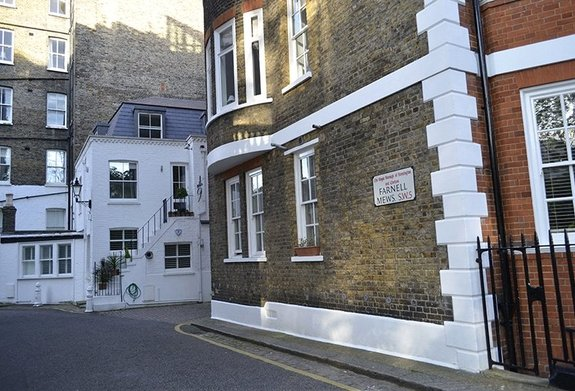 Farnell Mews, Earls Court, London, SW5