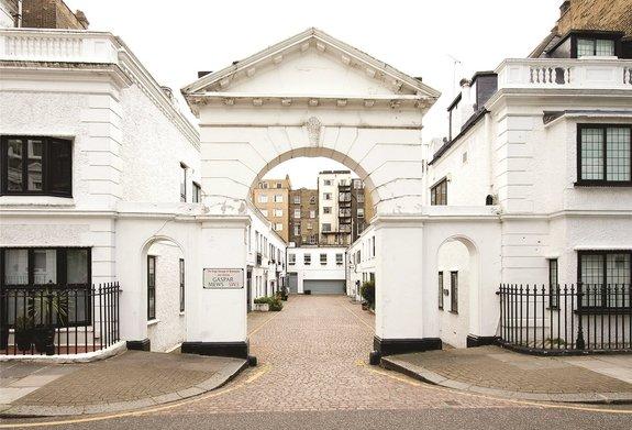 Gaspar Mews, South Kensington, London, SW5