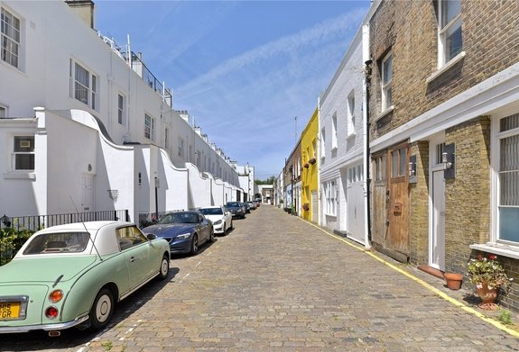 Gloucester Mews, London, W2