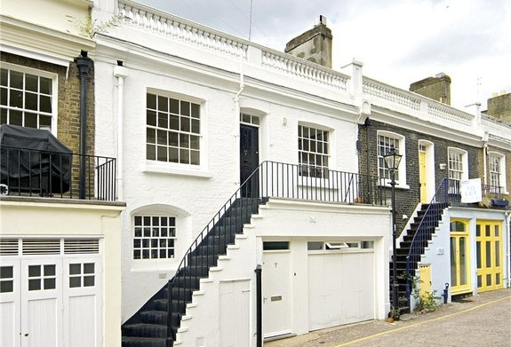 Flat to rent in Holland Park Mews, Holland Park