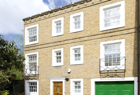 Pencombe Mews, Notting Hill, London, W11
