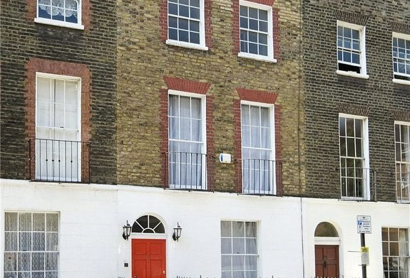 Shouldham Street, Marylebone, London, W1H