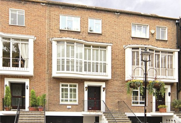 House to rent in Sussex Square, Lancaster Gate