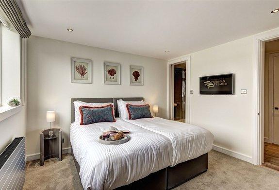 Flat to rent in Thorburn House, Kinnerton Street