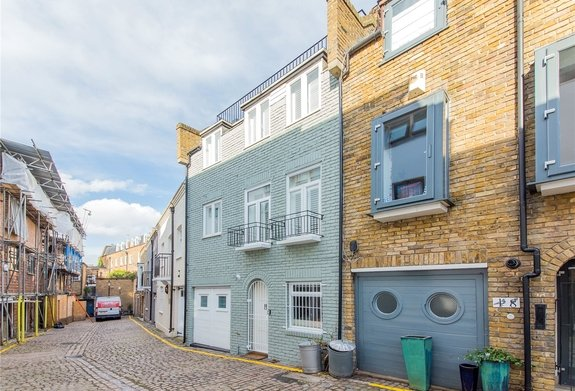 Vernon Yard, Notting Hill, London, W11